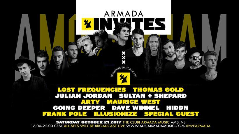 Armada Music's Impressive Headquarters Set To Host Shows For