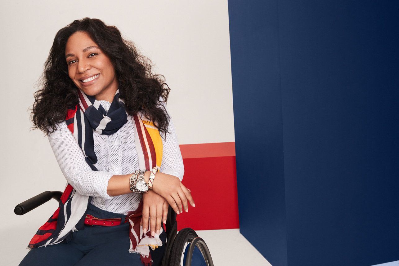 Different Types Of Lines In Fashion Designing : Tommy hilfiger s new line is made specifically for adults with