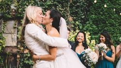 37 besos de boda que harán que te derritas de