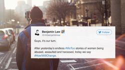 In Response To #MeToo, Men Are Tweeting