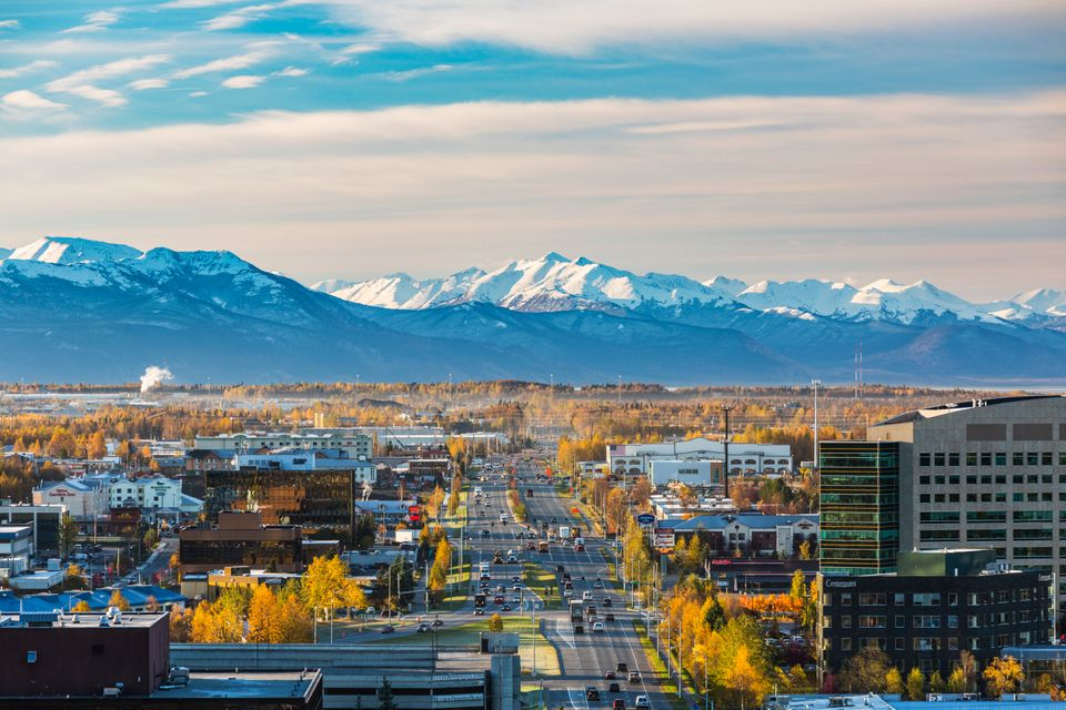 "Residents of Anchorage ""take very good care of themselves,"" Witters told HuffPost. The city has the second-highest exercise r"