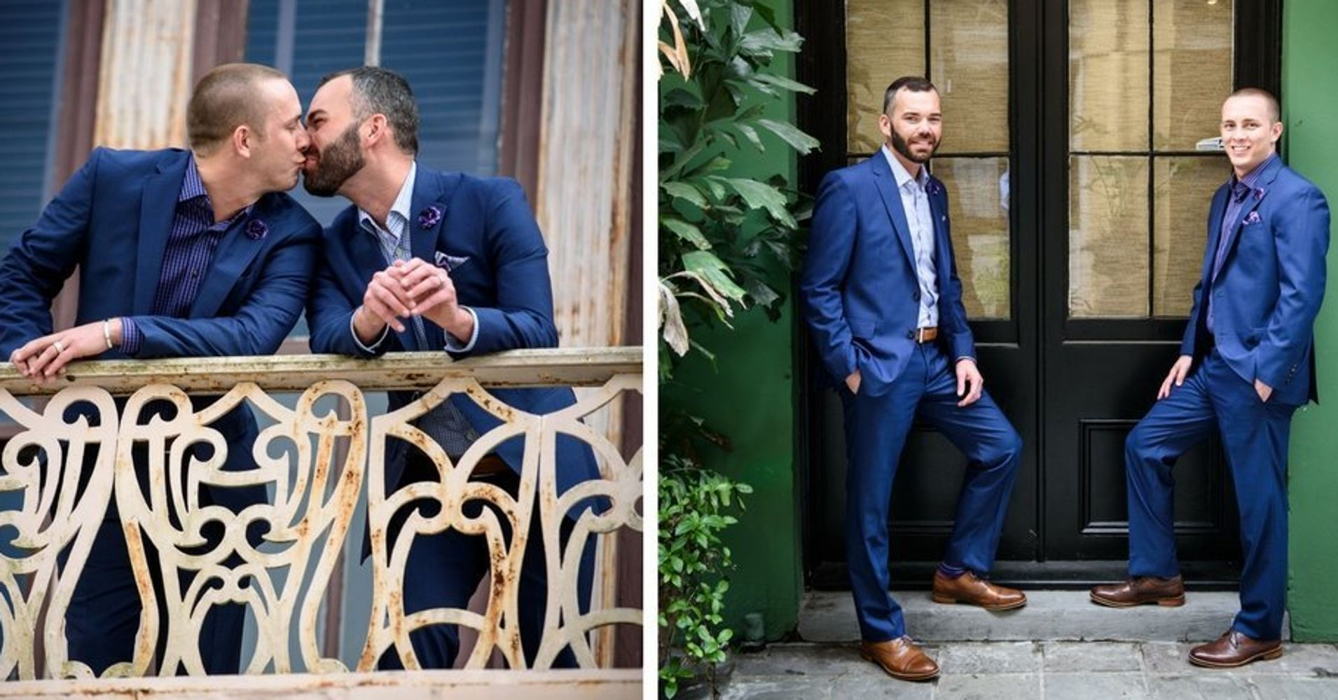 This New Orleans Courthouse Wedding Is The Epitome Of Low Key Elegance Huffpost Life