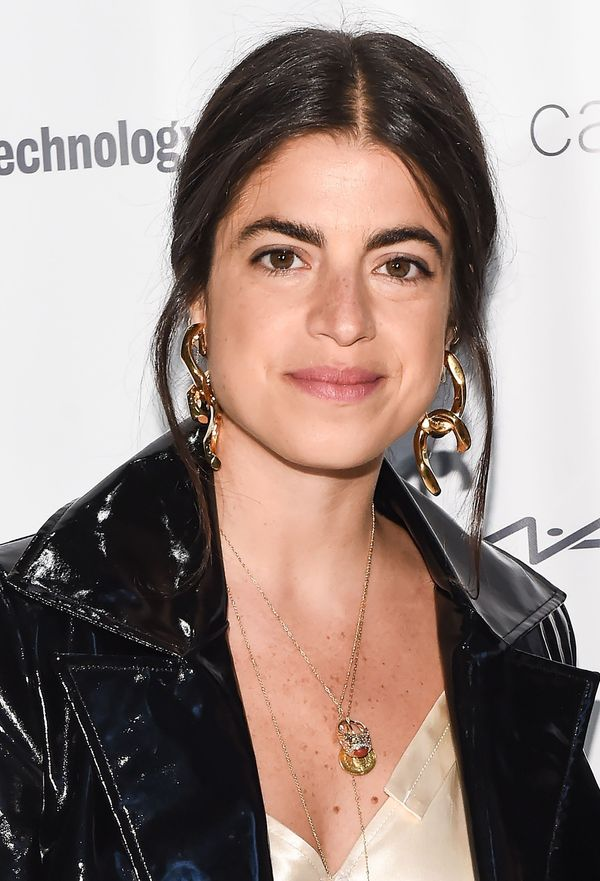 """Man Repeller founder Leandra Medine opened up about her miscarriage in an essay titled<a href=""""http://www.manrepeller.c"""