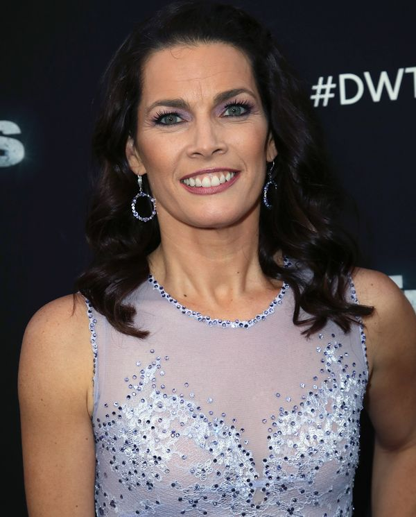 """During her time on""""Dancing with the Stars,"""" the former Olympian <a href=""""https://www.huffingtonpost.com/entry/nancy-ker"""