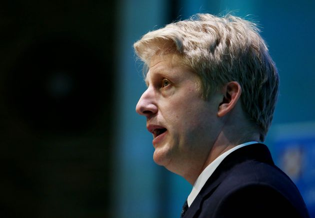 Jo Johnson told The Times universities must do more to protect free