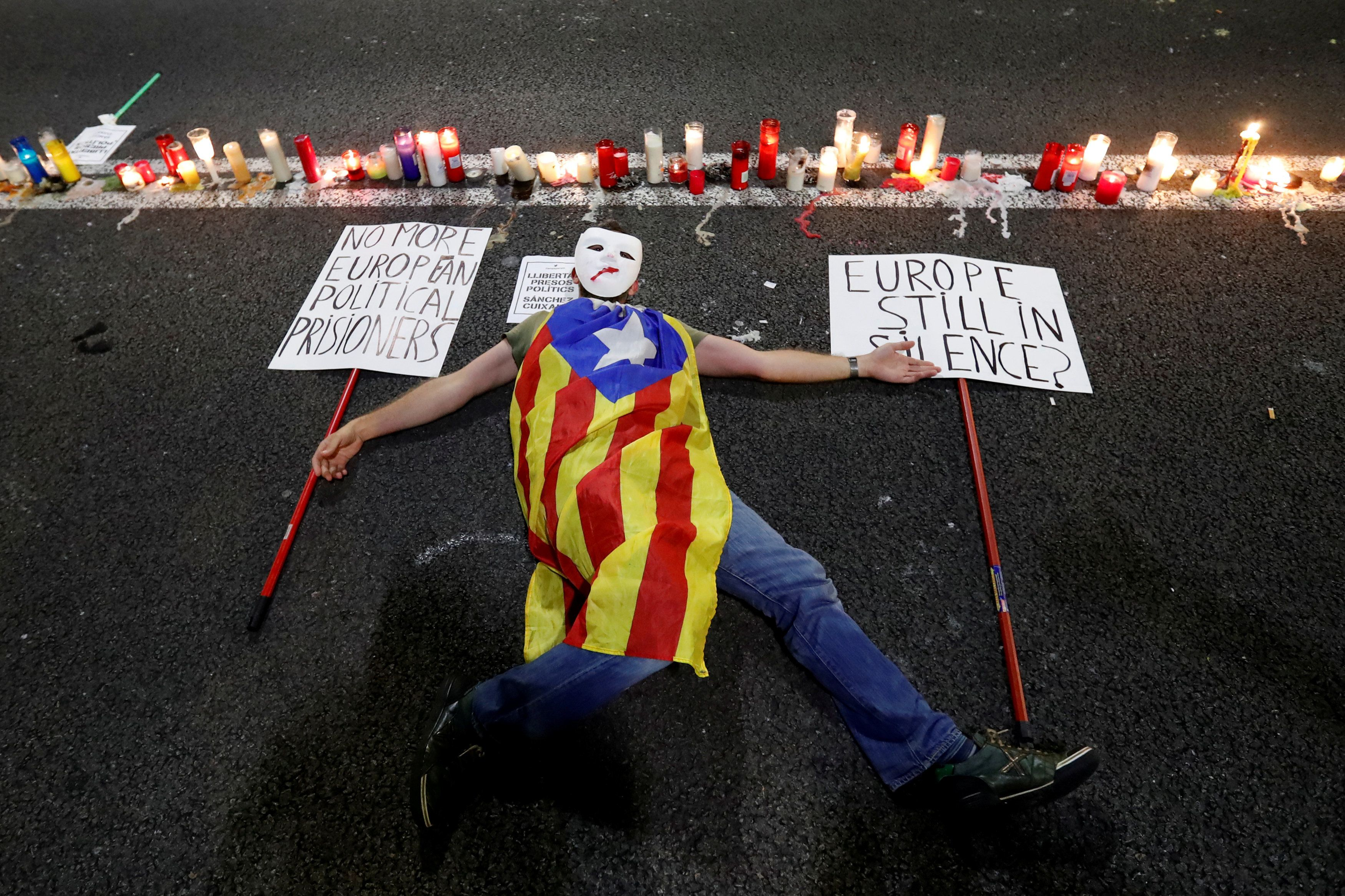 Catalonia Threatened With Direct Rule From Spain Amid Row Over