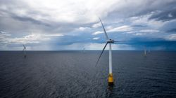 The World's First Floating Wind Farm Has Been Turned