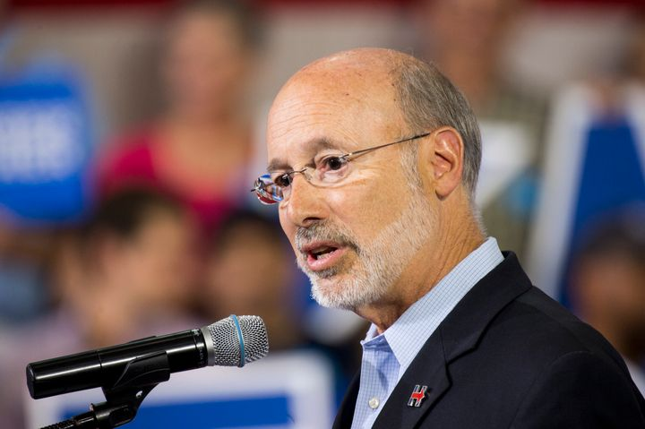 Gov. Tom Wolf made a severance tax a central campaign promise in 2013.