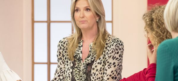 Loose Women's Penny Lancaster Tearfully Reveals She Was Drugged And Sexually Assaulted