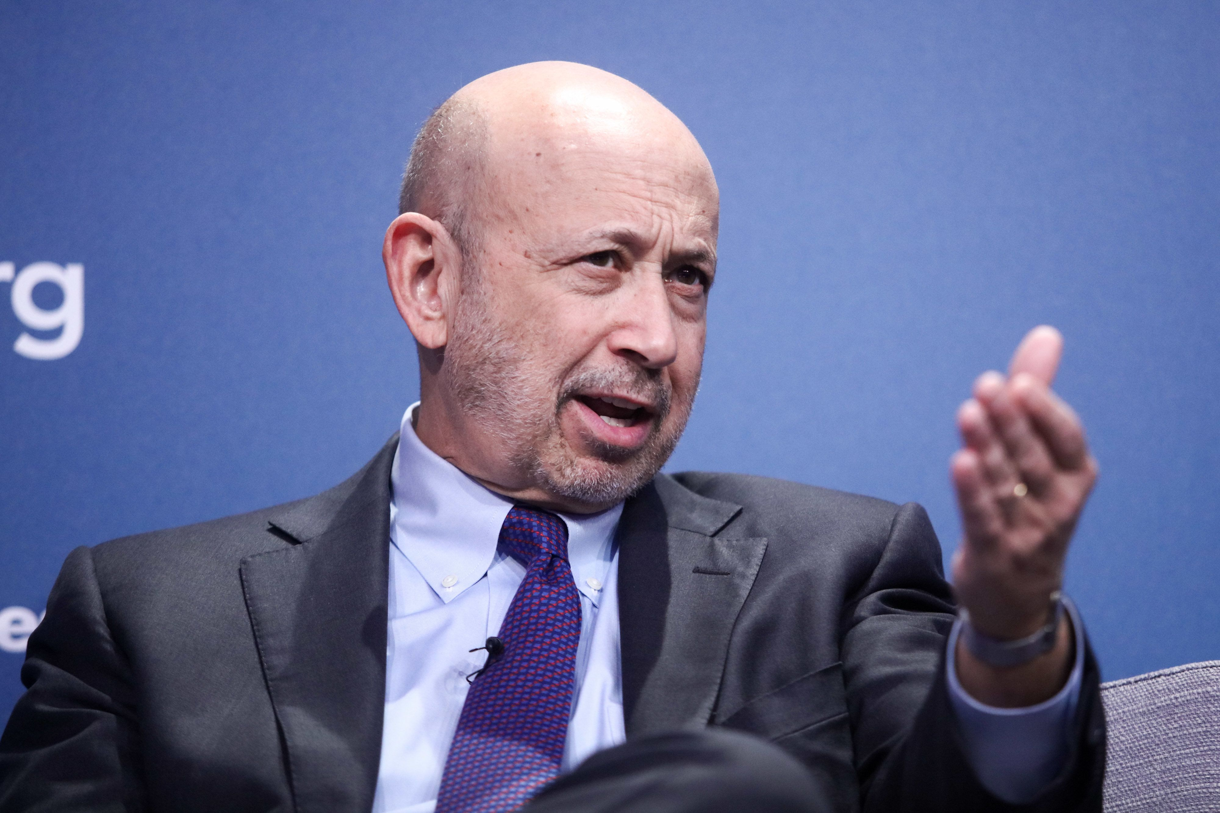 Goldman Sachs CEO Stokes Post-Brexit Banking Fears With Thinly-Veiled Shot At