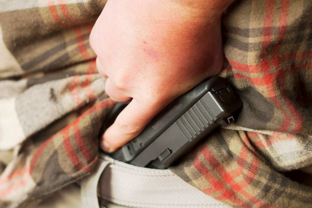 The NRA Wants Gun Owners To Carry Everywhere. Here's Why They