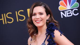 LOS ANGELES, CA - SEPTEMBER 26:  Actress Mandy Moore attends the season 2 premiere of 'This Is Us' at NeueHouse Hollywood on September 26, 2017 in Los Angeles, California.  (Photo by Jason LaVeris/FilmMagic)
