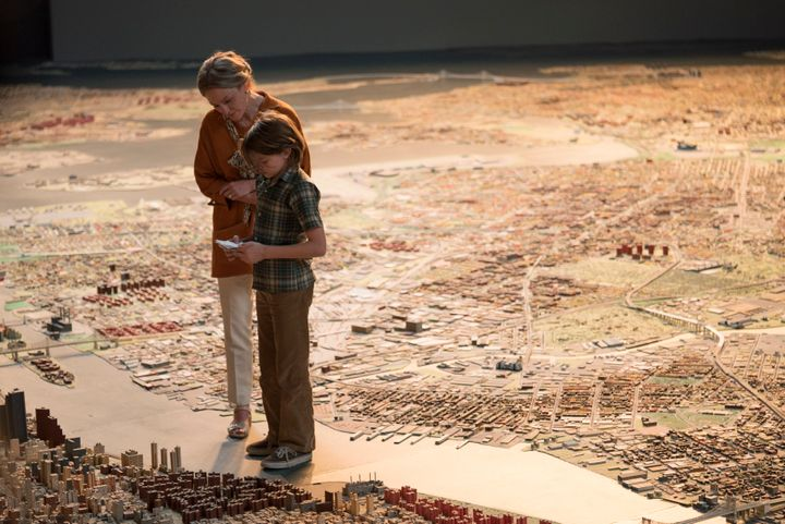 "Julianne Moore and Oakes Fegley star in ""Wonderstruck."""