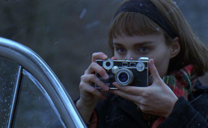 "Rooney Mara stars in ""Carol."""