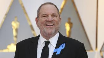 89th Academy Awards - Oscars Red Carpet Arrivals - Hollywood, California, U.S. - 26/02/17 - Harvey Weinstein. REUTERS/Mike Blake