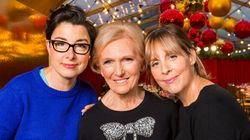 Mary Berry, Mel And Sue Are Reuniting For A Very Special Christmas
