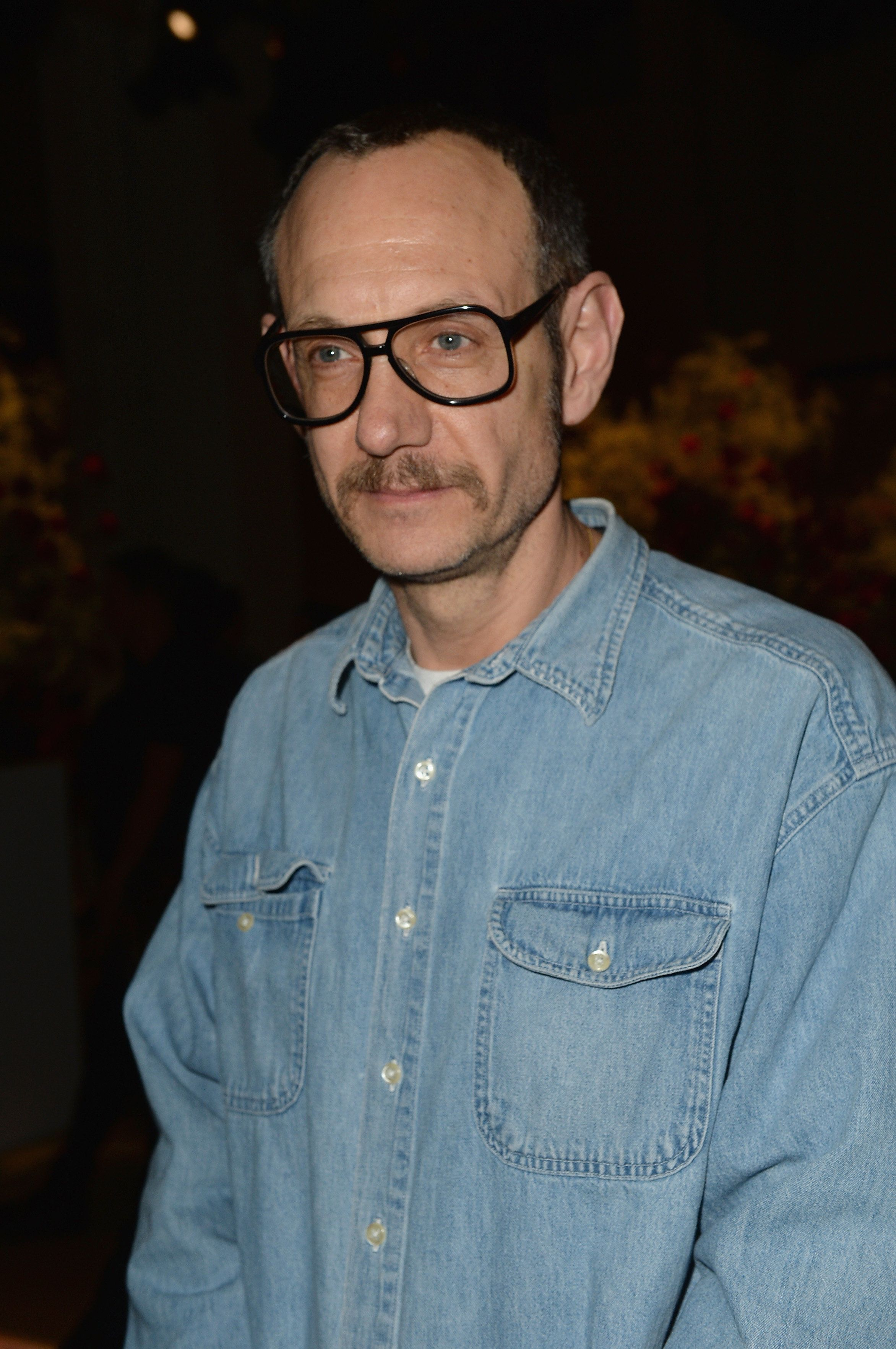 NEW YORK, NY - FEBRUARY 09: Photographer Terry Richardson attends the Adam Selman fashion show during, New York Fashion Week at Gallery 2, Skylight Clarkson Sq on February 9, 2017 in New York City.  (Photo by Gustavo Caballero/Getty Images)