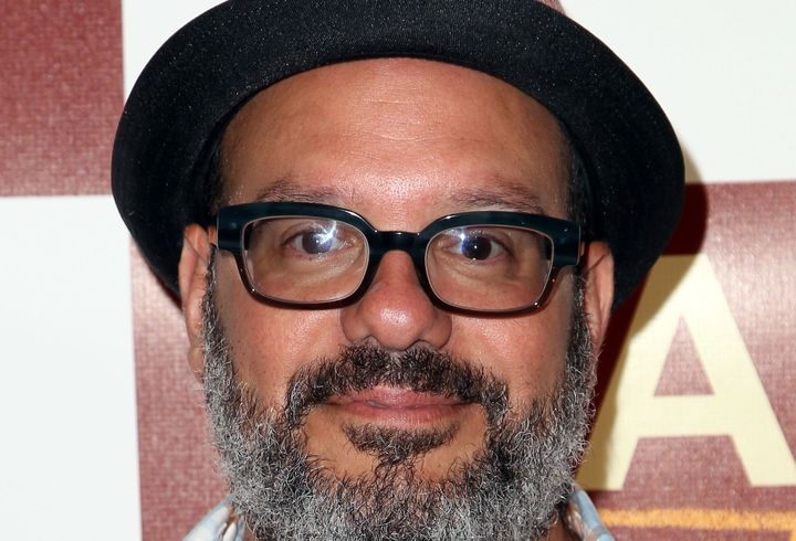"David Cross, ""comedian."""