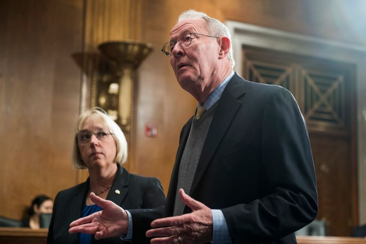 Sens. Patty Murray and Lamar Alexander have introduced a bipartisan proposal to shore up private insurance markets under the