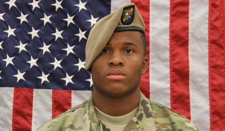 Spc Etienne J Murphy 22 of Loganville Ga died May 26 in Al-Hasakah Syria of injuries sustained during a vehicle-rollover-rela