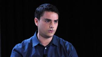 PASADENA, CA - JUNE 26:  Ben Shapiro speaks during his appearance at Politicon at Pasadena Convention Center on June 26, 2016 in Pasadena, California.  (Photo by Michael Schwartz/Getty Images)