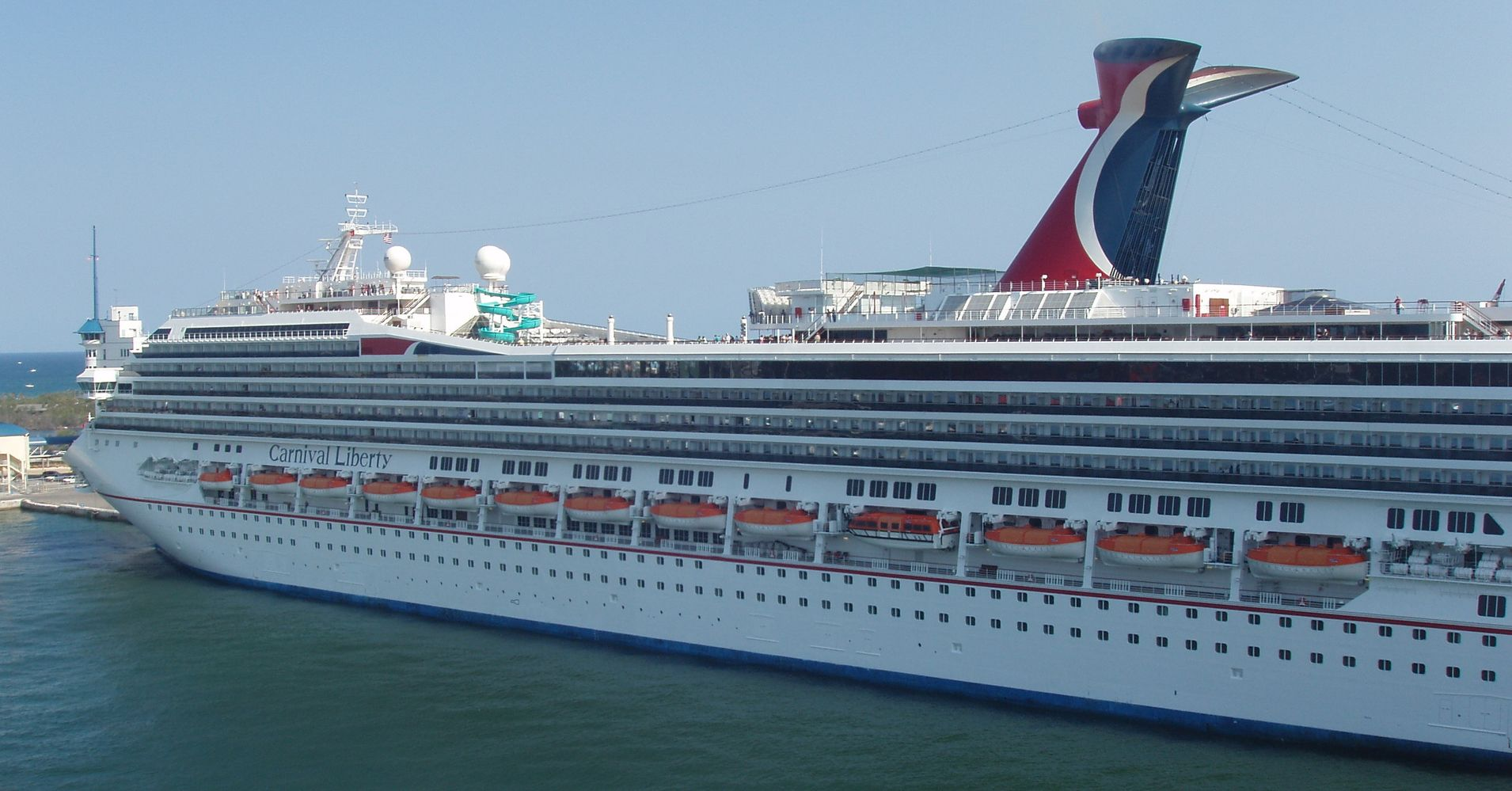 Who Is To Blame For 8 Year-Olds-Death On Carnival Ship ...