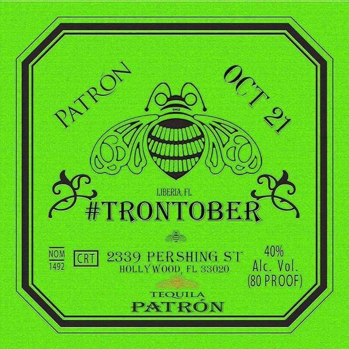 #Trontober #liberia #browardcounty