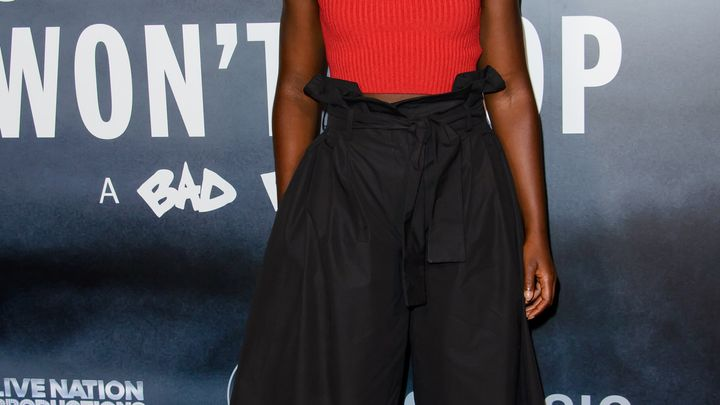 In anop-ed for The New York Times, Lupita Nyong'o said Weinstein invited her to lunch, then to his Connecticut ho...