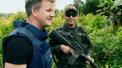 How Gordon Ramsay's Cocaine Nightmare Began With Testing His Own