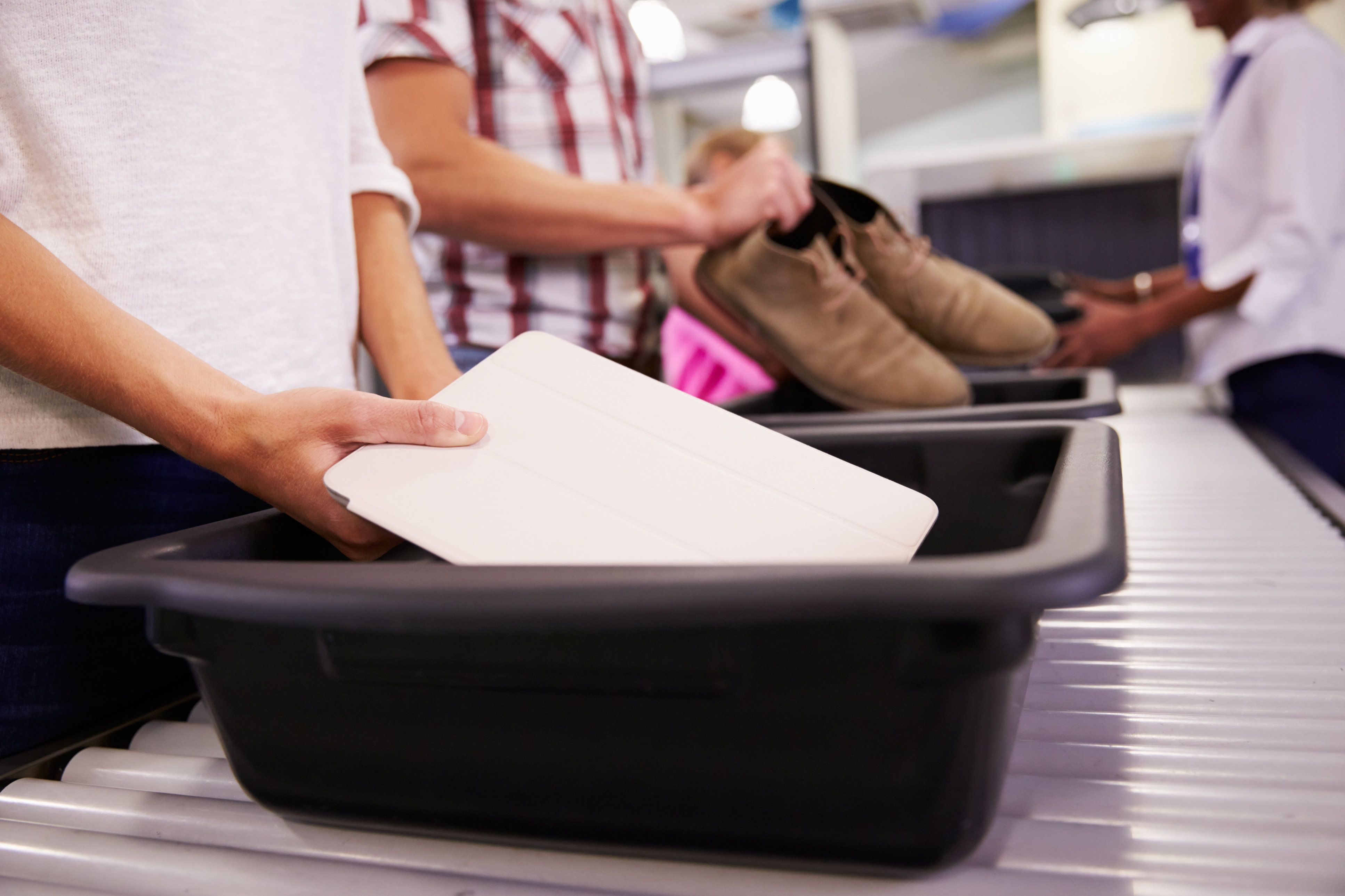 Taking Gadgets Through Airport Security Is A Nightmare, But That Could Be About To