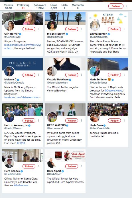 A rede de fast-food KFC segue apenas 11 pessoas no Twitter – por uma razão