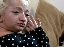 Samantha Renke Bursts Into Tears After Broken Wheelchair Leaves Her Stranded In Own Home