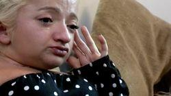 Samantha Renke Bursts Into Tears After Broken Wheelchair Leaves Her Stranded In Own