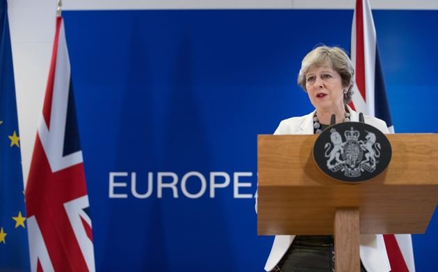 Progress, but not the breakthrough May would have hoped for when she gave her Florence speech last