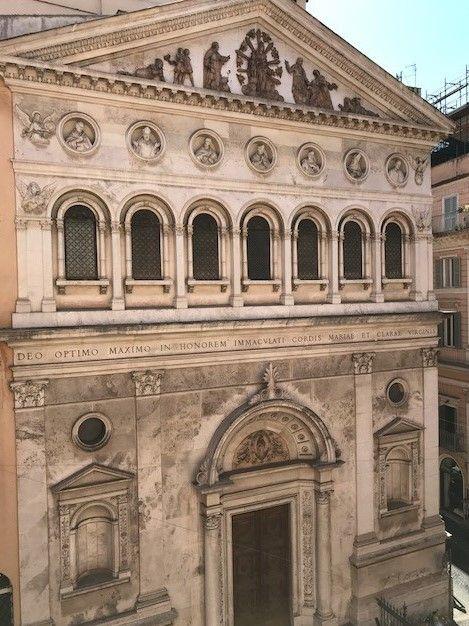 View from the Santa Chiara