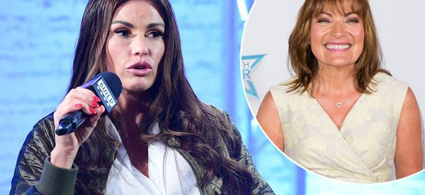 Katie Price Just Ignited Her Most Unlikely Celebrity Feud Yet