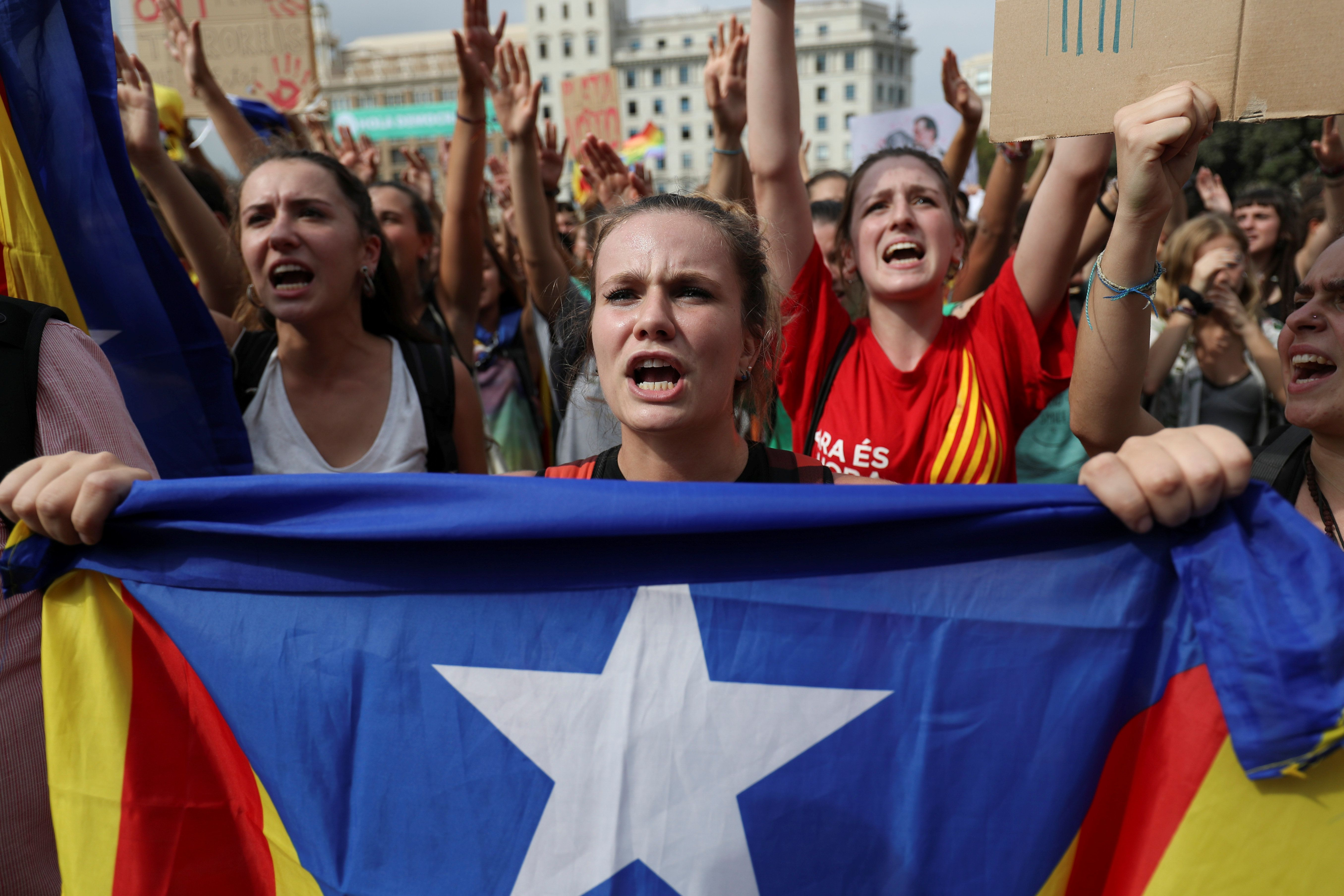 Spanish Government Moves One Step Closer To Imposing Direct Rule On