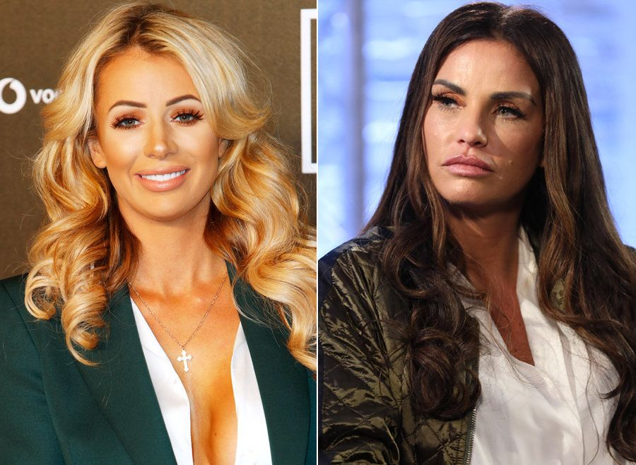 Katie Price Slams Olivia Attwood As Chris Hughes Feud Takes A Fresh