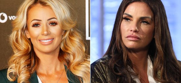 Katie Price Slams Olivia Attwood As Chris Hughes Feud Takes A Fresh Turn