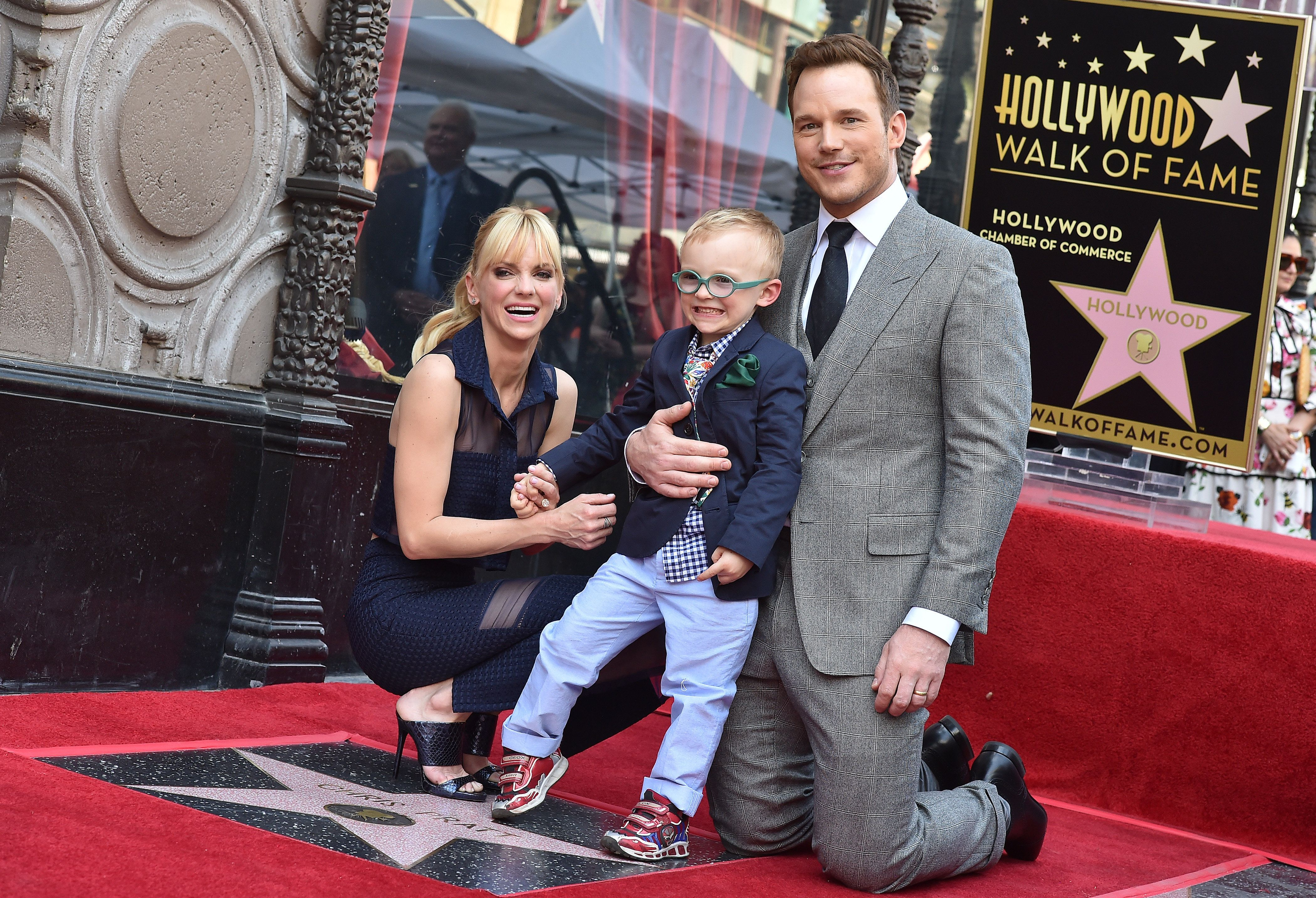 Anna Farisopened up about her son's medical battle in her memoir,<i>Unqualified</i>.