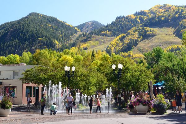Aspen is a winter ski destination for the mega-rich, and it's also one of the greenest towns in America. Ski resort tow
