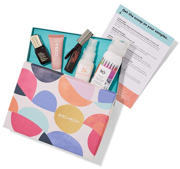 """New moms probably don't have the time to try out new beauty products. Gussy her up in a flash with <a href=""""https://www.birch"""