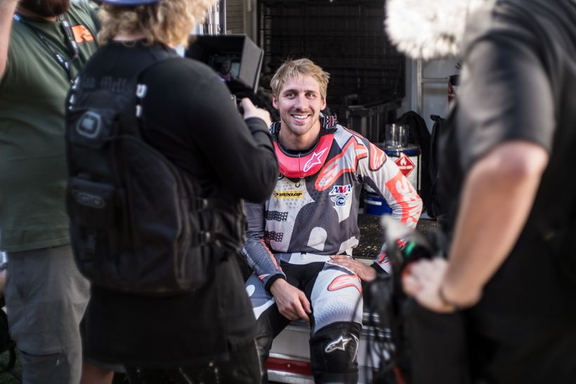 <strong>Barcia is Back</strong>. Justin Barcia was once the can't miss kid, partially because his wild and aggressive riding