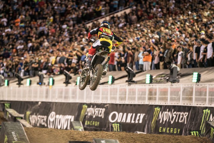 <strong>Resurgence.</strong> Last year at this time, Dean Wilson was without a ride. In the last 52 weeks, the Scotsman has r
