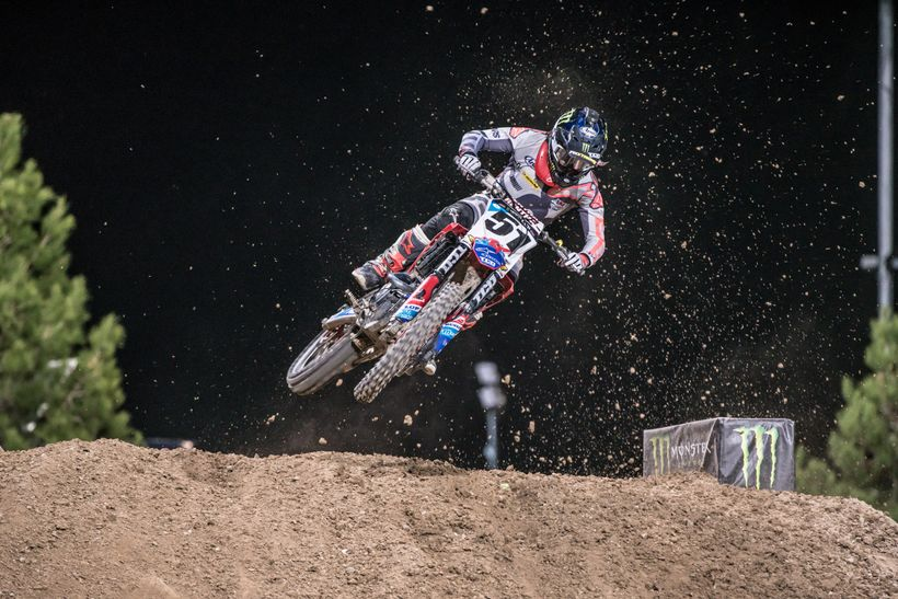 <strong>Red Rooster.</strong> After spending a few years on various other brands, Justin Barcia returned to the brand on whic
