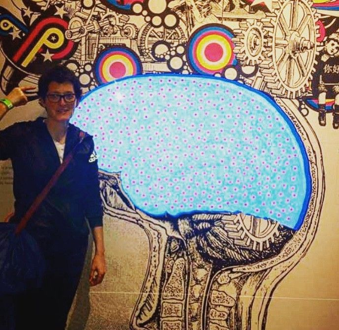 <p>Your Brain exhibit at the Franklin Institute science museum in Philadelphia, Pa.</p>