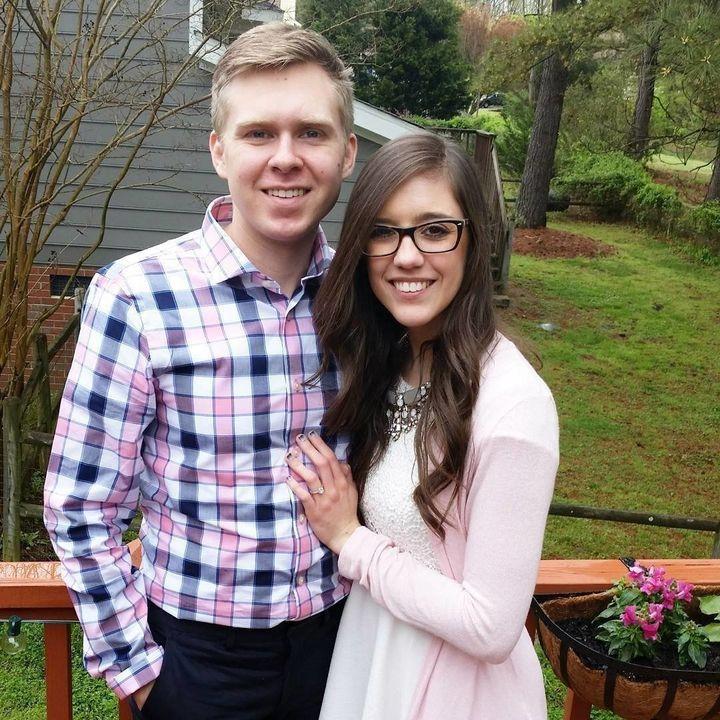 Matthew and Lauren Phelps.