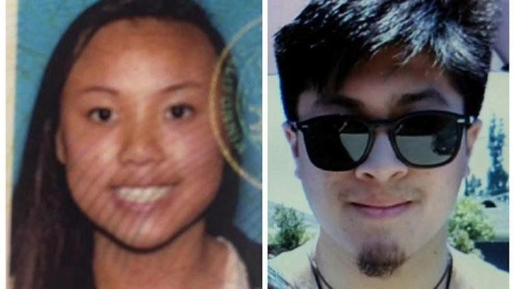 Rachel Nguyen 20 and Joseph Orbeso 21 were first reported missing in Joshua Tree Natioanl Park in late July