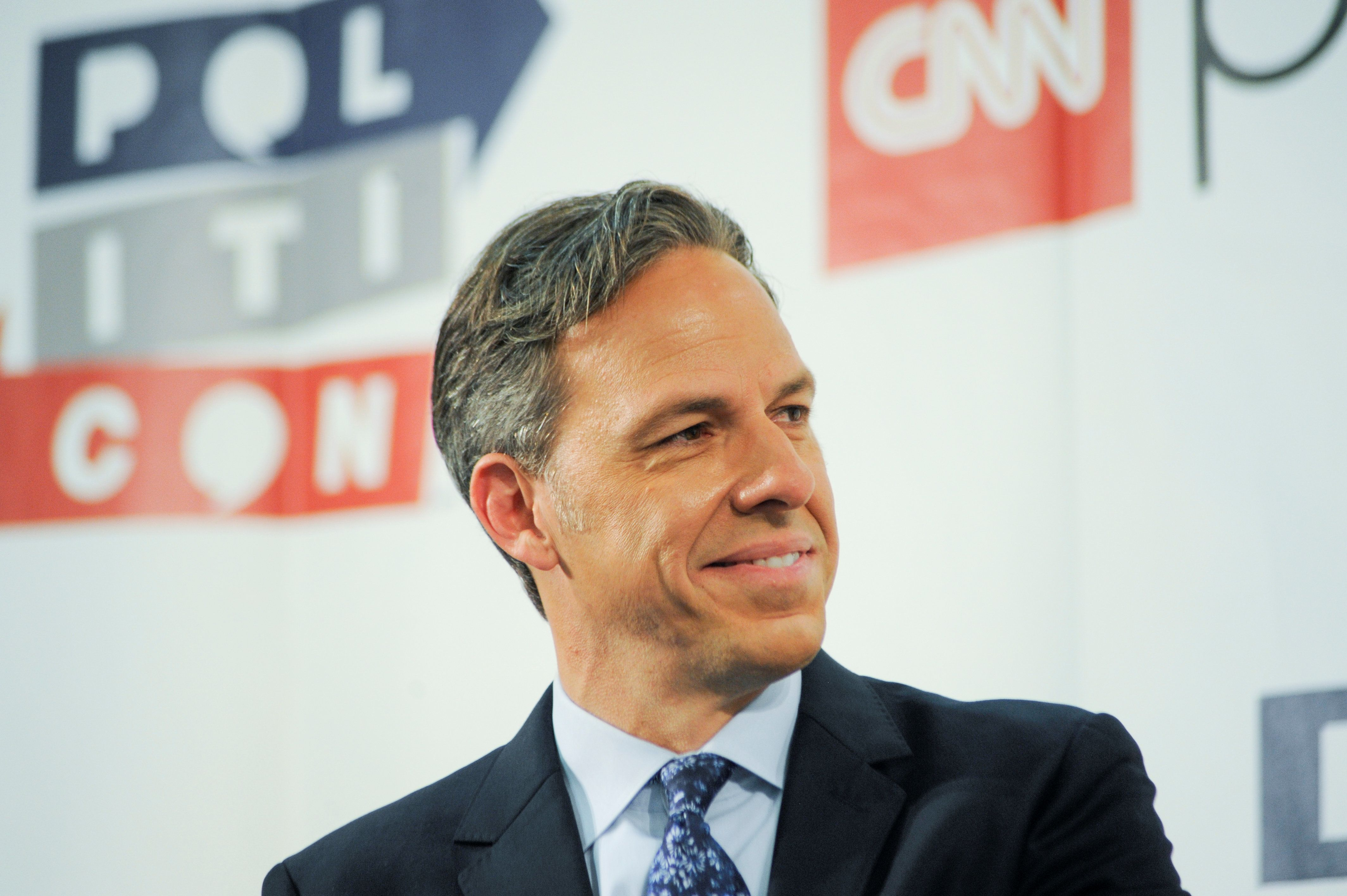 Jake Tapper has another bone to pick with Donald Trump