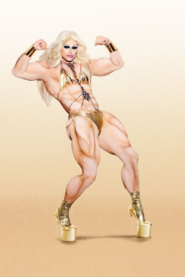 From: New York, New York<br><br>Twitter: @bigandmilky, Instagram: @bigandmilky<br><br>She does a body good, girl! It's